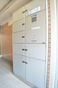 マンション(建物一部)-京都市中京区壬生朱雀町 便利な宅配BOX完備