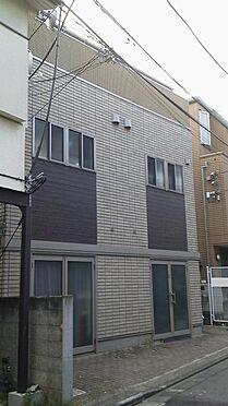 アパート-渋谷区幡ヶ谷3丁目 建物外観2