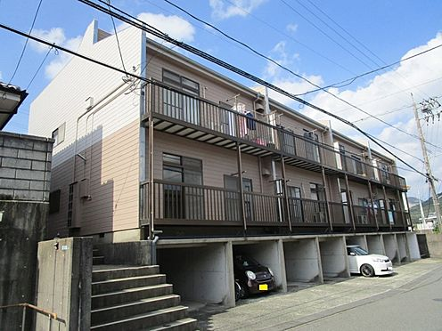 アパート-下関市前勝谷町 外観