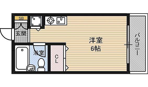 マンション(建物一部)-大阪市都島区都島南通2丁目 使い勝手の良い間取り