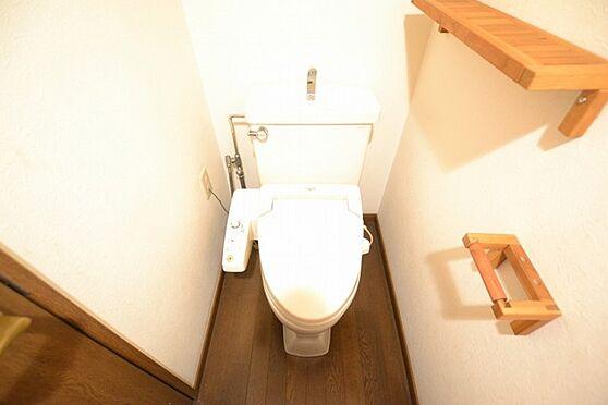 中古マンション-練馬区高野台4丁目 トイレ