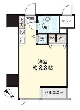 マンション(建物一部)-横浜市神奈川区西神奈川1丁目 間取り