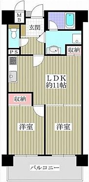 区分マンション-大阪市西成区千本南1丁目 ファミリーにもおすすめの2LDK