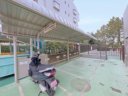 中古マンション-品川区八潮5丁目 バイク置き場