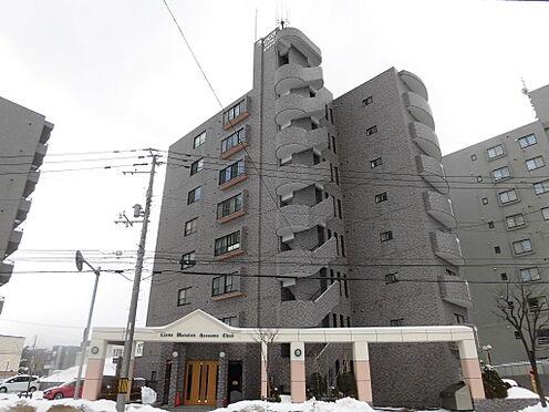 中古マンション-札幌市西区発寒七条5丁目 マンション外観