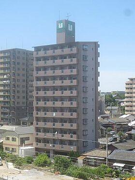 マンション(建物一部)-北九州市八幡西区中須2丁目 東南側の外観です。この外観の右端の東南の角部屋です。
