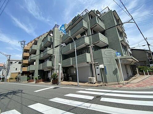 マンション(建物一部)-大阪市東住吉区桑津1丁目 4WAYアクセスで便利