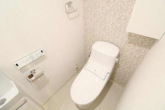 中古マンション-調布市多摩川1丁目 トイレ