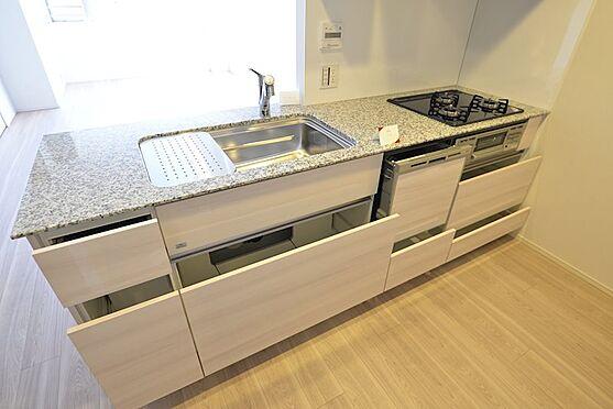 中古マンション-中央区佃2丁目 ディスポーザー、食洗機付きキッチン