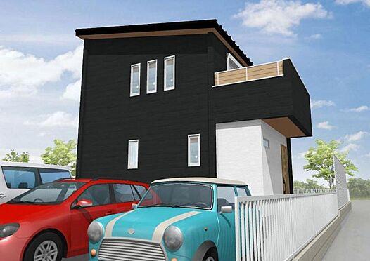 新築一戸建て-名古屋市守山区大字下志段味 家族みんなが気持ちよく過ごすための構造と使いやすい間取りを実現。