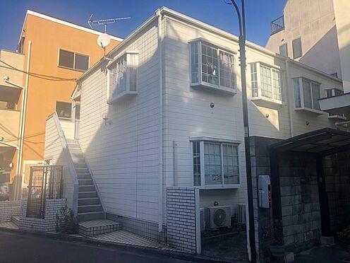 アパート-新宿区中落合4丁目 外観