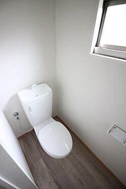アパート-横須賀市富士見町2丁目 トイレも全部屋新品です