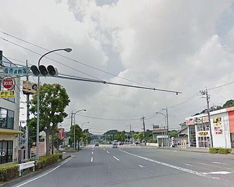 店舗(建物全部)-横浜市都筑区大熊町 前面道路