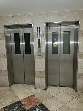 マンション(建物一部)-横浜市磯子区中原1丁目 エレベーター完備です。
