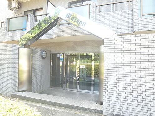 マンション(建物一部)-八王子市長房町 オートロック有り、防犯対策も考慮されています。