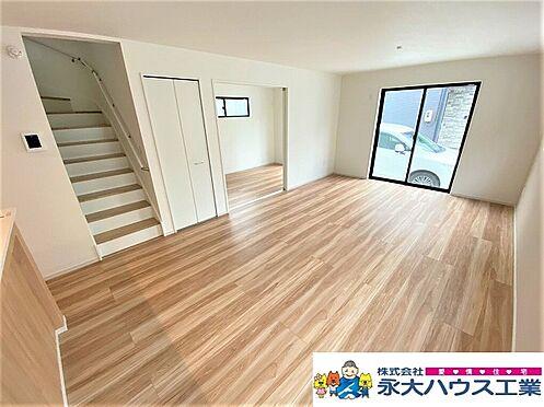 新築一戸建て-仙台市若林区成田町 居間