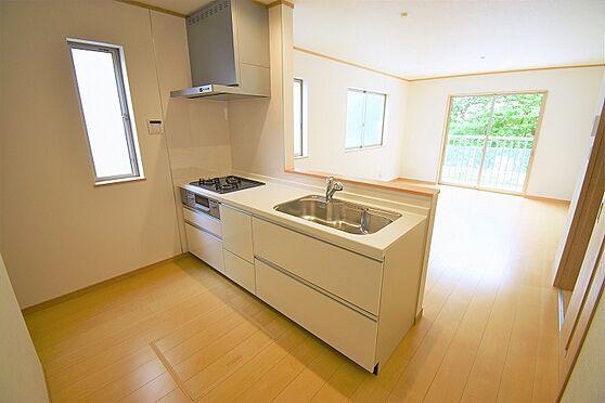 新築一戸建て-仙台市太白区松が丘 キッチン