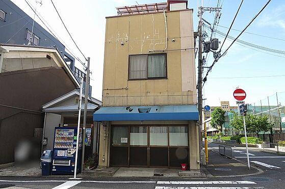 土地-京都市下京区志水町 間口は南側4.39m・東側14.28m