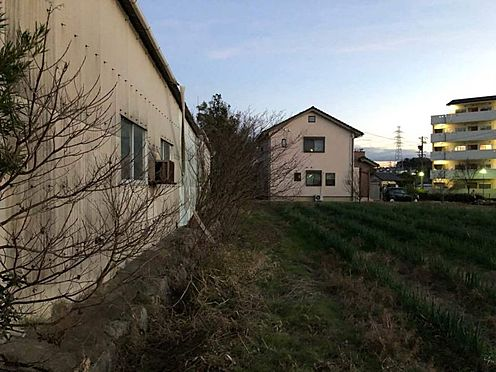 土地-豊田市市木町沖田 住宅街近くの主要道路に面した角地です。