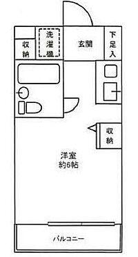 マンション(建物一部)-板橋区徳丸4丁目 間取り