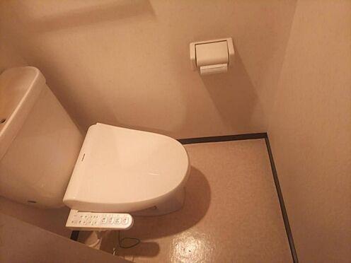 マンション(建物全部)-札幌市豊平区月寒東五条10丁目 トイレ
