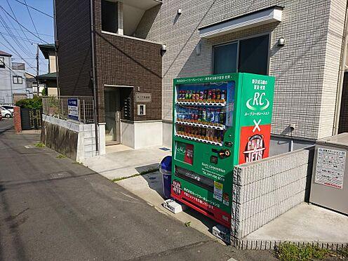 アパート-船橋市田喜野井5丁目 自販機収入有り