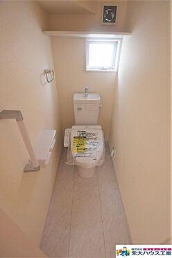 戸建賃貸-仙台市太白区中田2丁目 トイレ