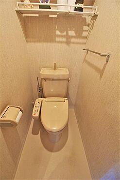 中古マンション-仙台市太白区富沢1丁目 トイレ