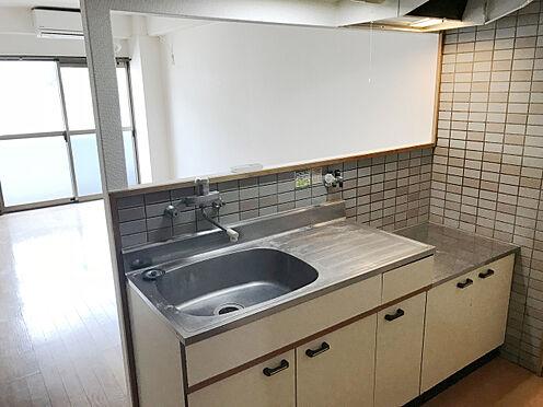 一棟マンション-鹿児島市田上2丁目 キッチン