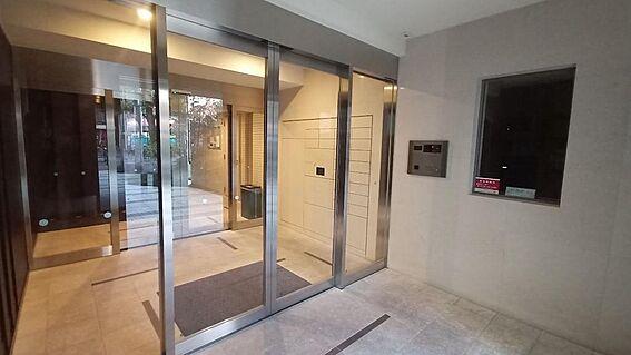 中古マンション-新宿区下落合3丁目 2重オートロック