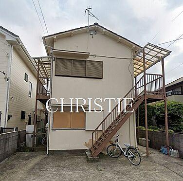 アパート-平塚市幸町 外観