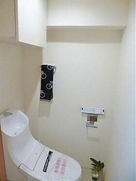 中古マンション-江東区東陽4丁目 トイレ