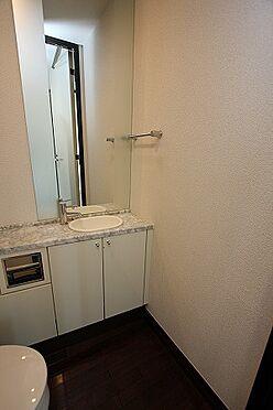 マンション(建物一部)-港区港南2丁目 トイレ内に手洗い付。