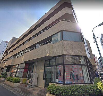 事務所(建物一部)-中央区日本橋小舟町 外観