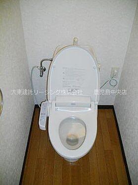 アパート-熊本市北区楡木4丁目 102号室トイレ