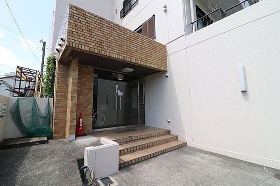 店舗事務所(建物一部)-町田市木曽東2丁目 エントランス外観