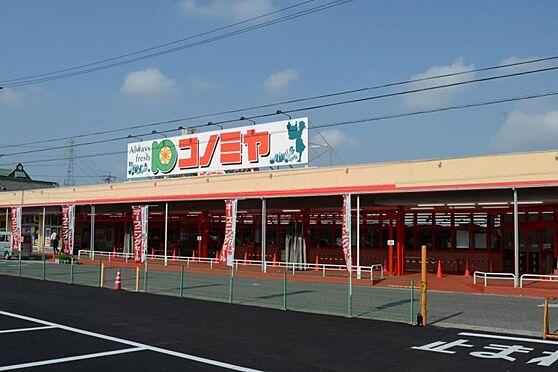 土地-春日井市下条町2丁目 コノミヤ中切店 徒歩約4分 262m