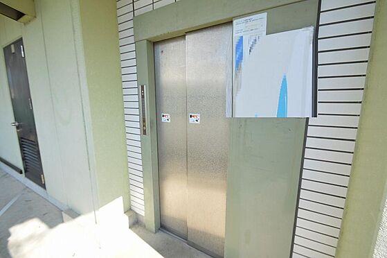 マンション(建物全部)-瑞穂市別府 入居者に嬉しいエレベーター完備。
