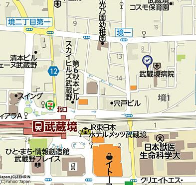 マンション(建物一部)-武蔵野市境1丁目 その他