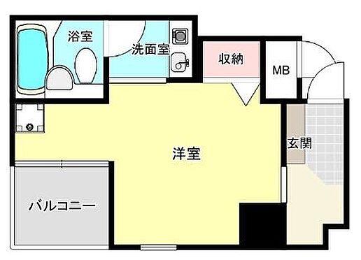 区分マンション-大阪市天王寺区上汐3丁目 室内洗濯機置き場あり