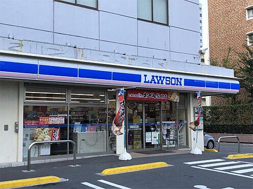 土地-さいたま市南区根岸3丁目 ローソン白幡3丁目店(1010m)