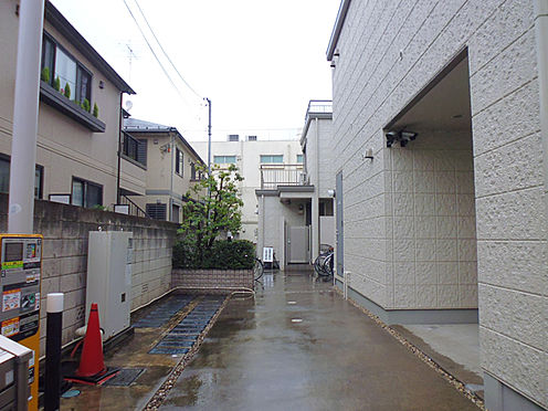 マンション(建物全部)-世田谷区祖師谷3丁目 敷地内