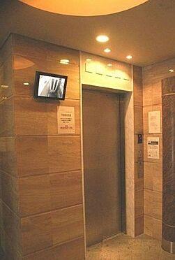 マンション(建物一部)-大阪市中央区南久宝寺町1丁目 防犯性に配慮したエレベーター
