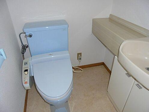 中古一戸建て-町田市金井町 2階トイレ