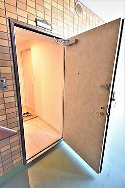 中古マンション-仙台市泉区八乙女3丁目 玄関