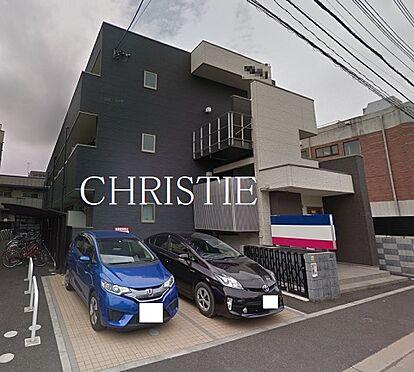 アパート-千葉市中央区末広 外観