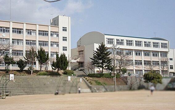 中古マンション-神戸市須磨区北落合6丁目 神戸市立白川台中学校
