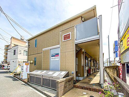 アパート-松戸市松戸新田 A棟 2007年1月築 軽量鉄骨造2階建 316.62平米 1Kx12室
