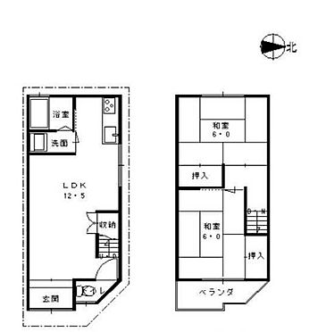 建物全部その他-大阪市平野区瓜破西3丁目 間取り