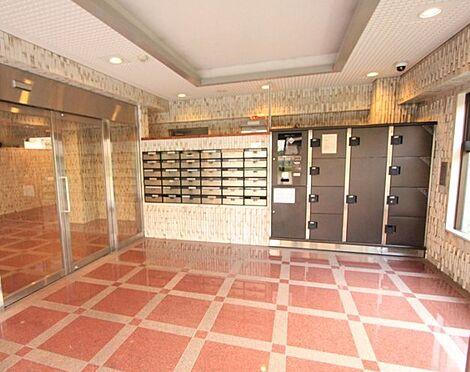 区分マンション-練馬区大泉学園町7丁目 便利な宅配ボックス